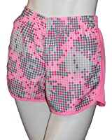 Women's Lightweight Performance Running Shorts Mesh Inset on Sides