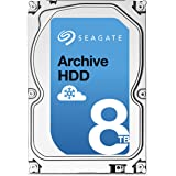 【Amazon.co.jp限定】Seagate 内蔵HDD Archive 3.5inch 5900rpm 8TB メーカー保証3年+1年延長保証付き ST8000AS0002/EWN(FFP)
