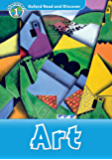 Art (Oxford Read and Discover Level 1) (English Edition)