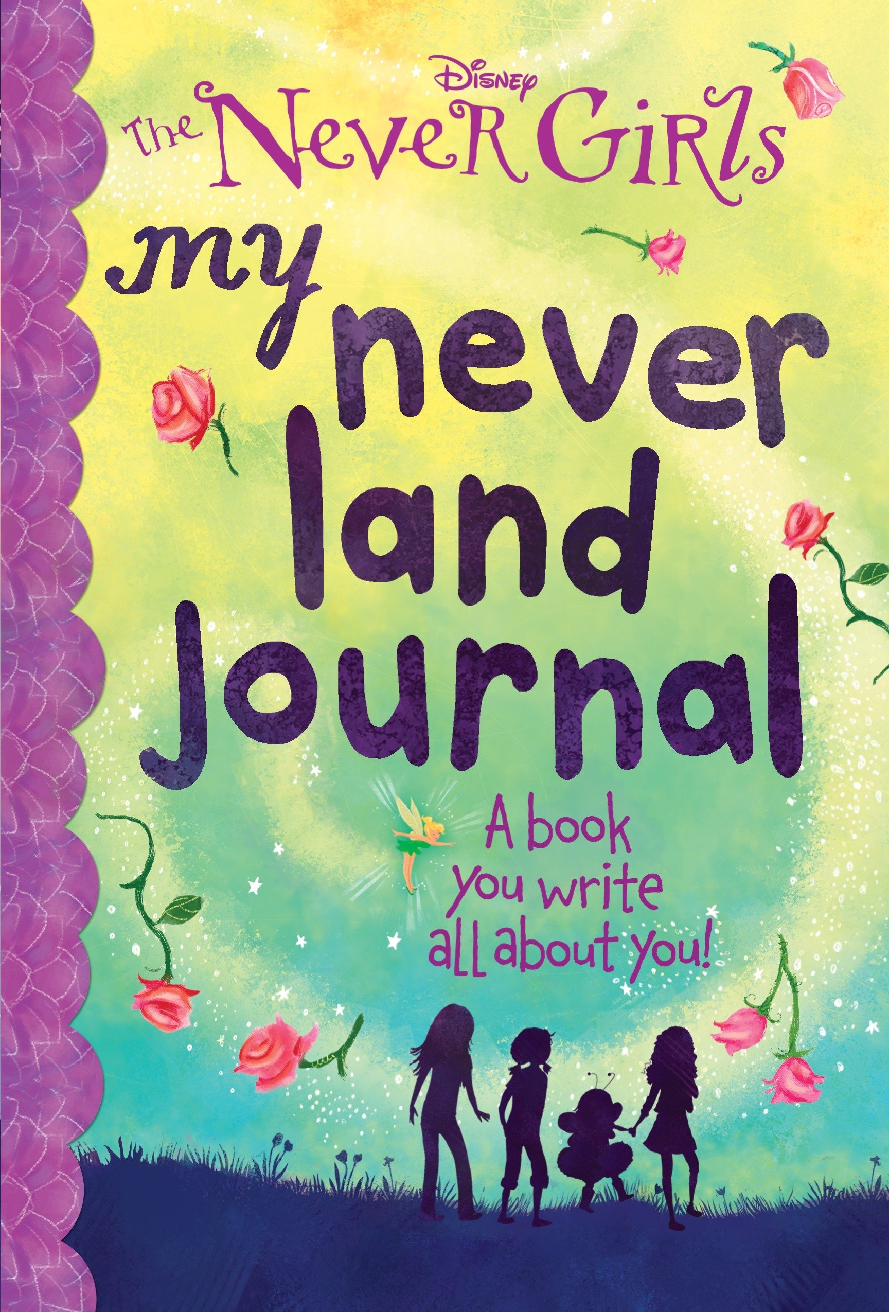Download My Never Land Journal (Disney: The Never Girls) ebook