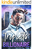 Triplets For The Billionaire (English Edition)