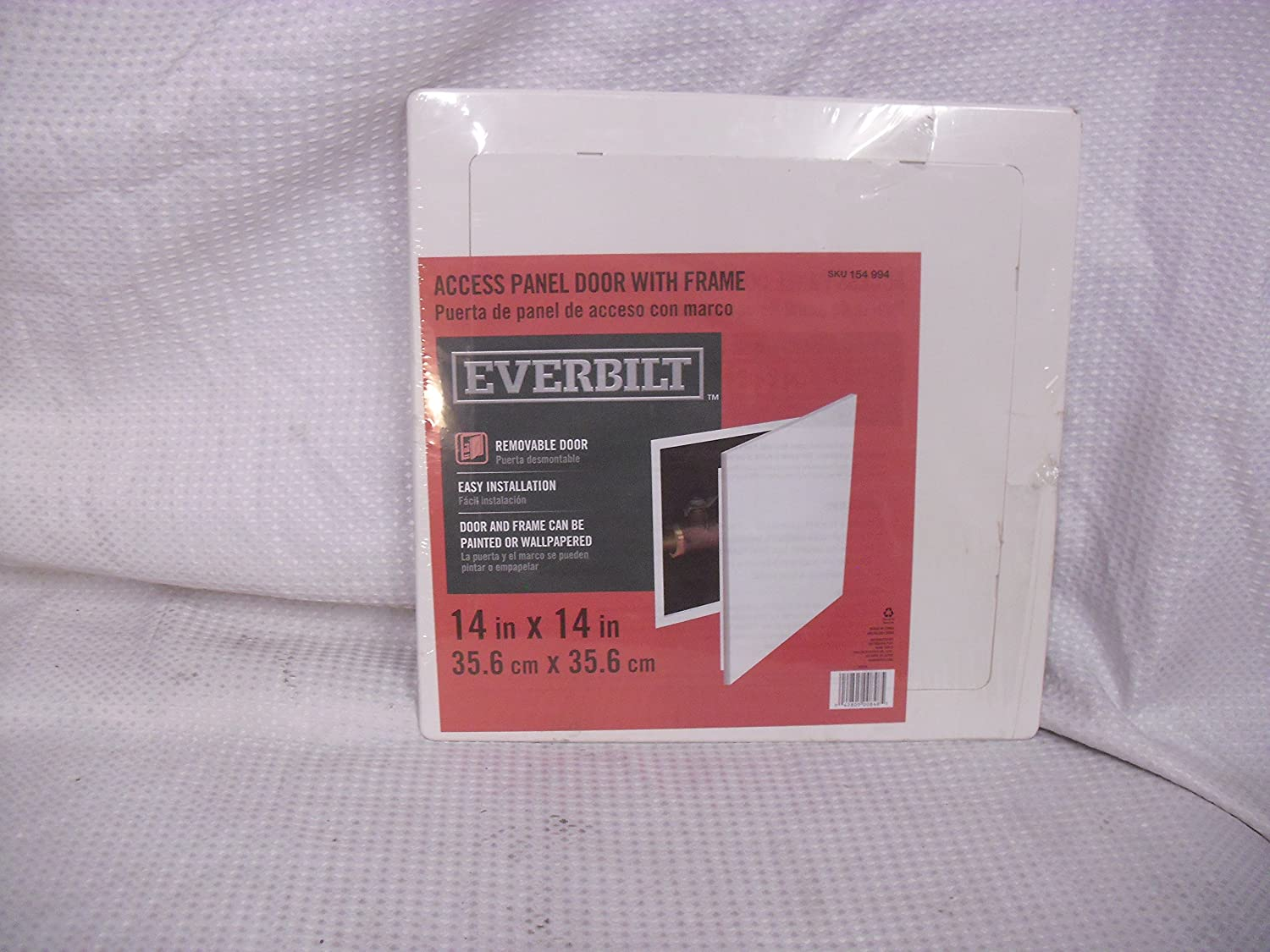 Everbilt 154994 14 X14 Wall Access Panel Amazon Com