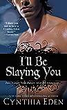 I'll Be Slaying You (Night Watch)