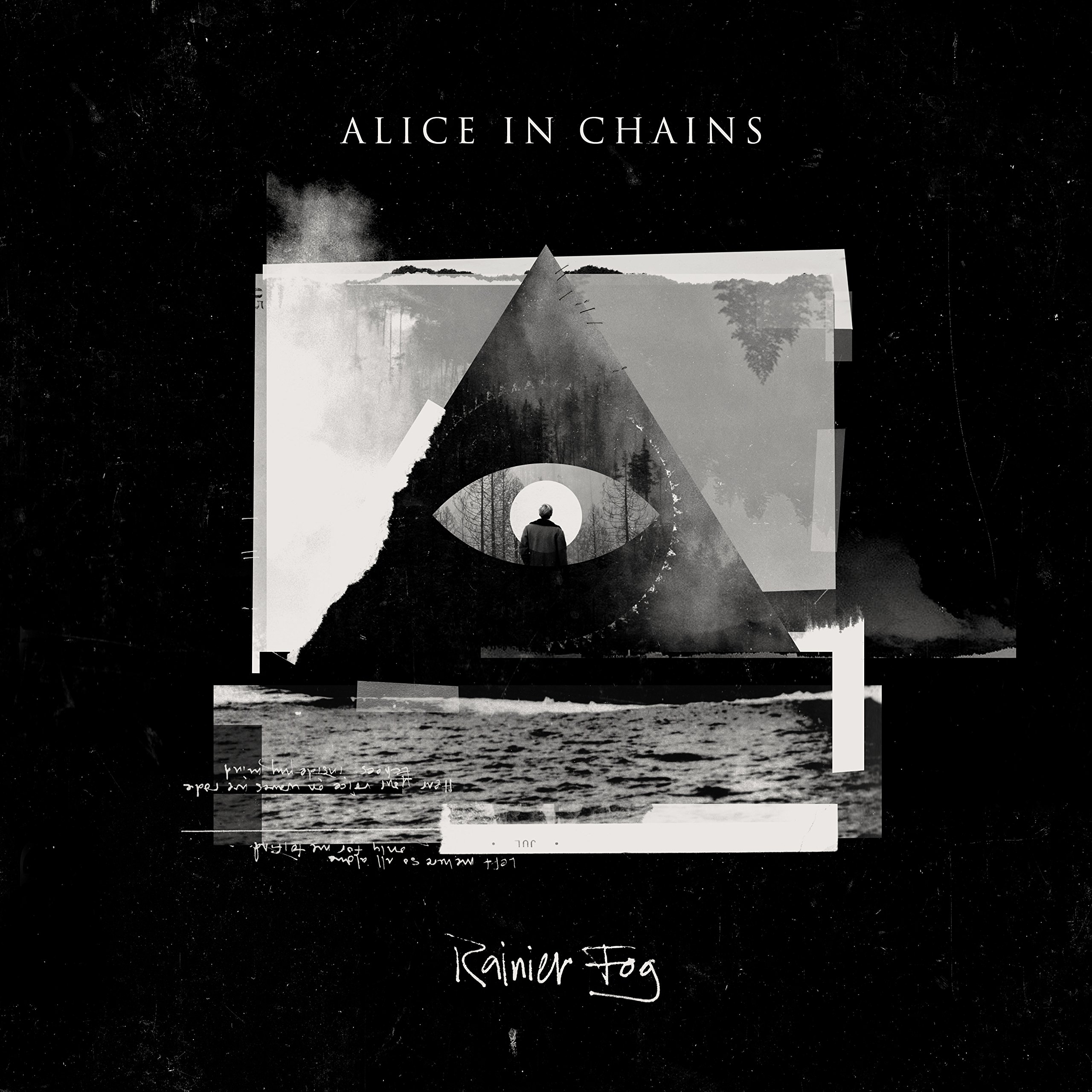 Vinilo : Alice in Chains - Rainier Fog (180 Gram Vinyl, Digital Download Card, 2PC)