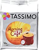 Tassimo Morning Café Coffee Pods (16 pods, 16 servings)