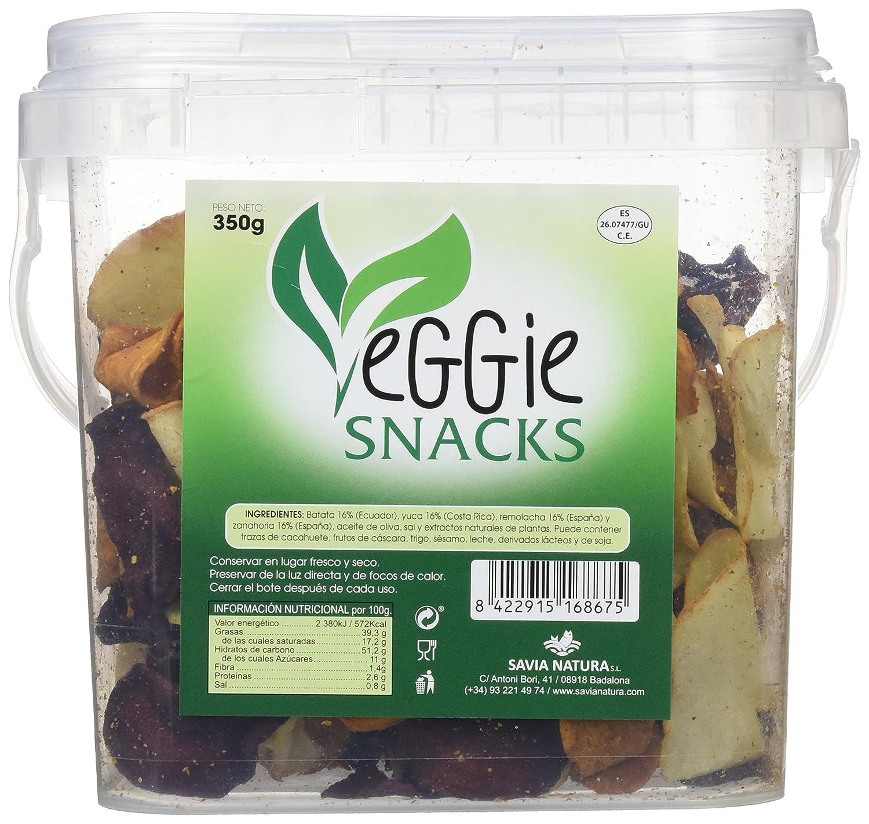 Veggie, Aperitivo vegetal - 9 de 350 gr. (Total 3150 gr.): Amazon.es: Alimentación y bebidas