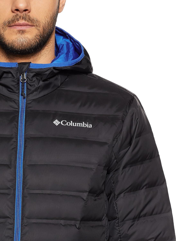 Columbia Lake 22 Down Hooded Jacket Doudoune Homme, Black