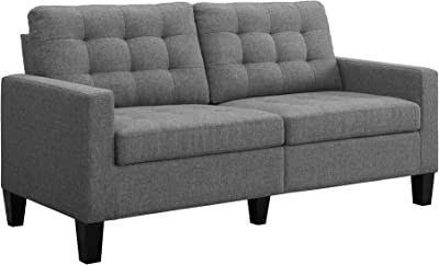 Amazon.com: Serta Westport Home Bella Contemporary Sofa Bed ...