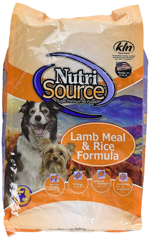 6.6LB Lam/Rice Dog Food