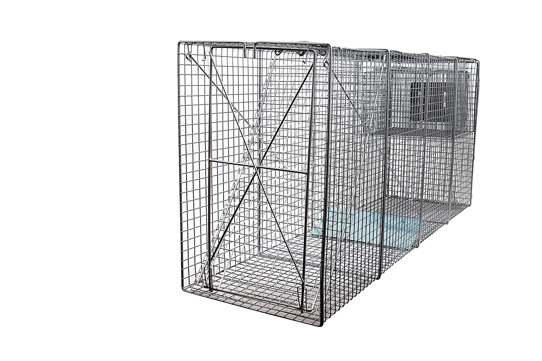 Amazon.com: X-Large - Jaula para perros grandes, zorros ...