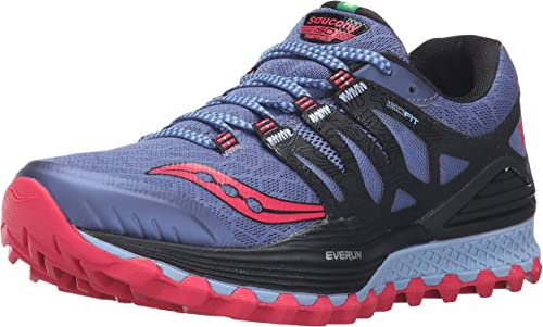 Saucony Women Athletic Shoes Xodus ISO EVERUN Running