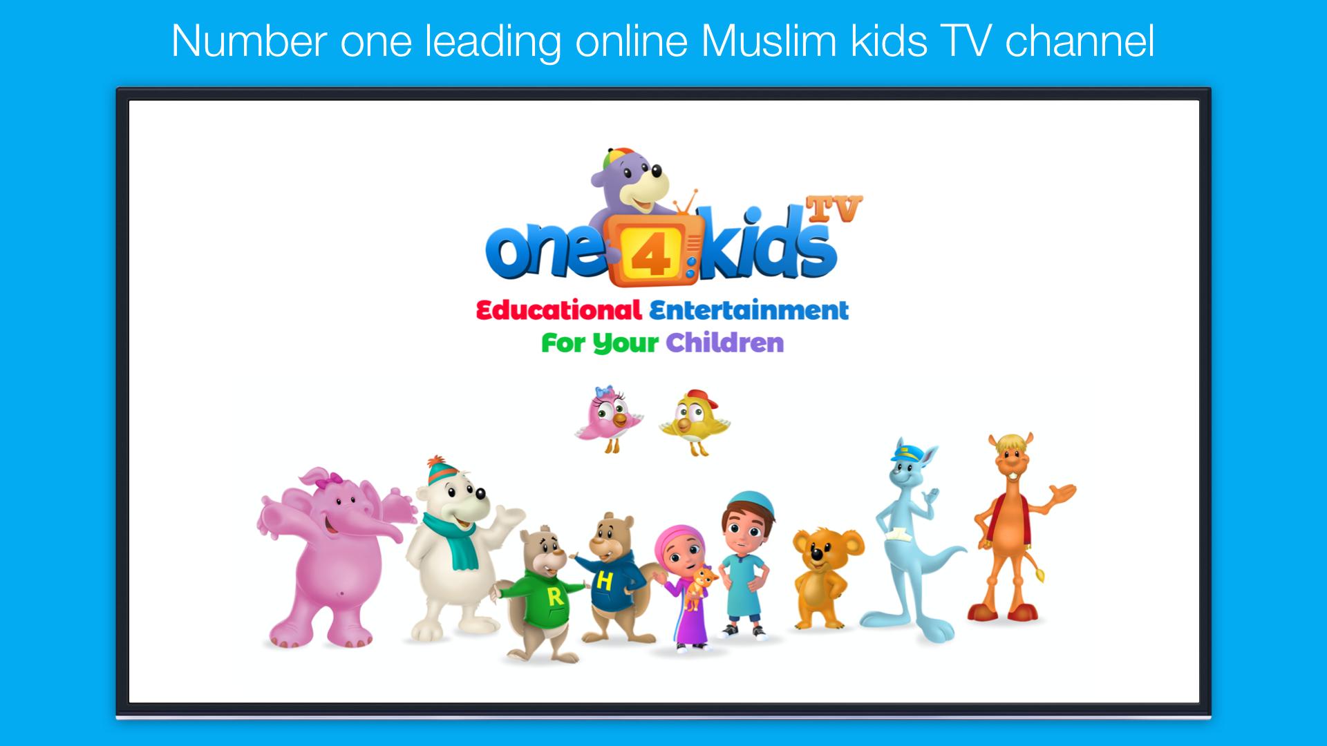 Amazon.com One20kids TV  Apps & Games