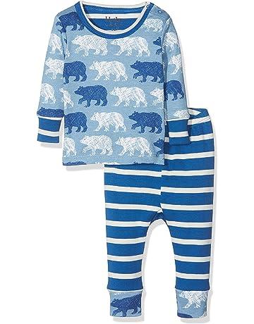 51cb21714 Hatley Organic Cotton Baby Pyjama Set Conjuntos de Pijama para Bebés