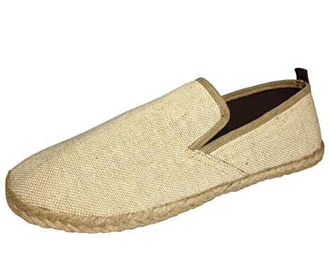 Unisex's sackcloth Loafers Handmade Canvas General Wear