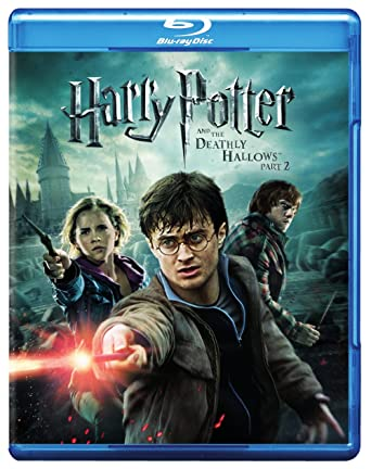 Harry Potter & Deathly Hallows Part 2 3 Blu-Ray Edizione: Stati ...
