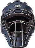 Mizuno Youth G4 Samurai Catcher's Helmet, Navy