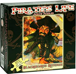 product image for Pirates Life Boxed Jigsaw Puzzle - BlackBeards Revenge 550pc