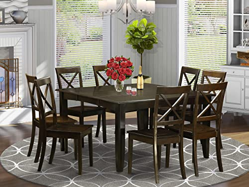 9 Pc Dining room set Kitchen Table