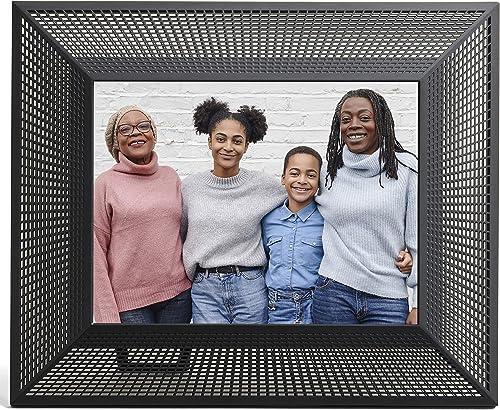 Aura 2K Smith Smart Digital Picture Frame 10 Inch WiFi Cloud Digital Frame