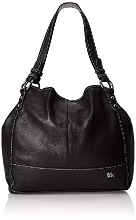 The Sak MCL 4 Poster Shopper Tote Bag, Black, One Size  Handbags  Amazon.com 1425fdbaed