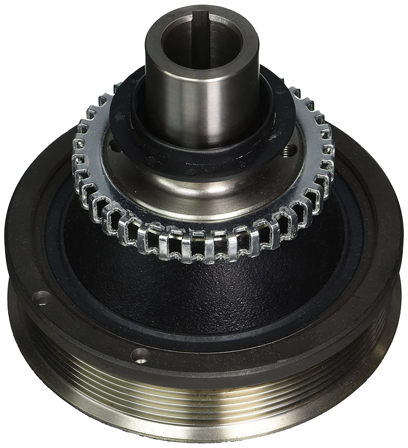 Genuine Ford 8L2Z-6B321-A Crankshaft Pulley