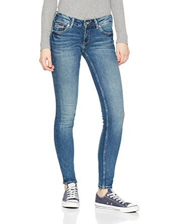 Womens Low Rise Sophie RBST Skinny Jeans Tommy Jeans rwH8pVm