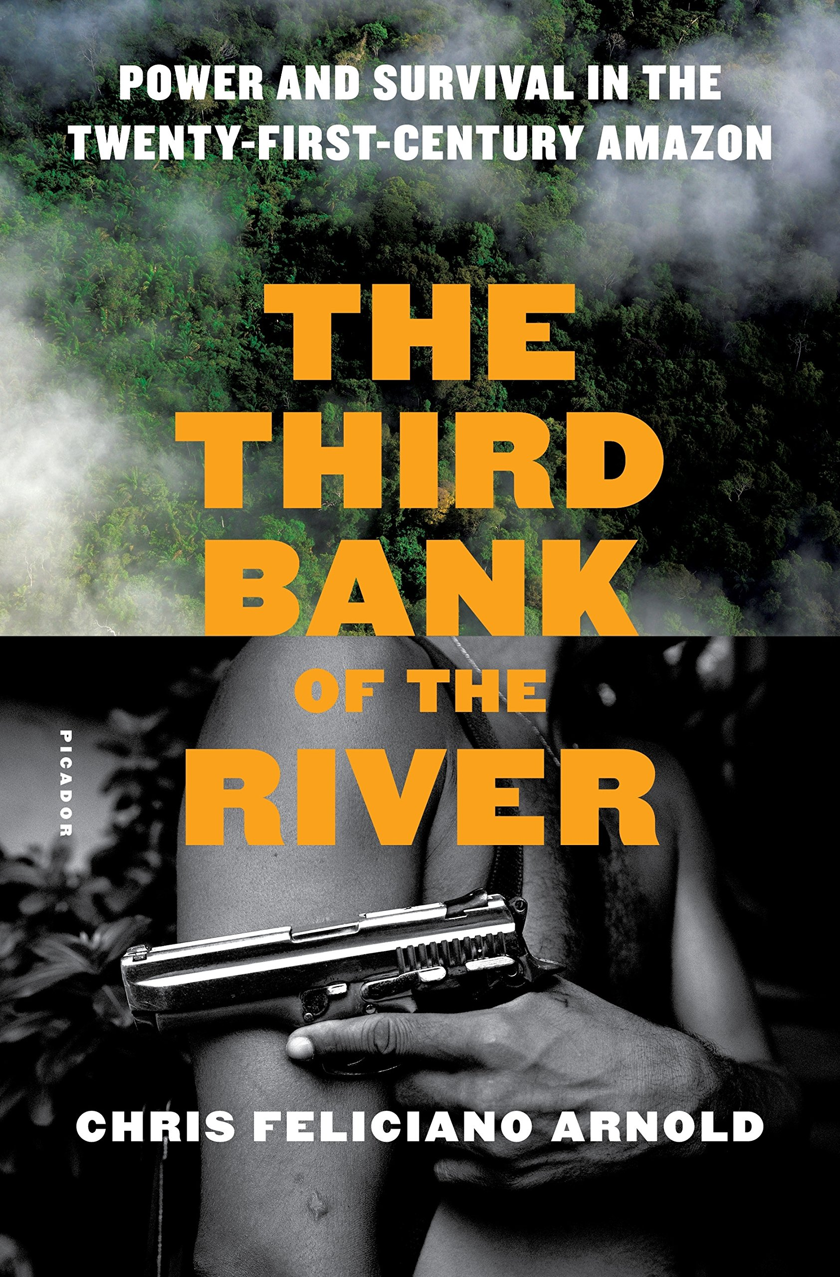 The Third Bank of the River: Power and Survival in the Twenty-First-Century  Amazon: Chris Feliciano Arnold: 9781250098948: Amazon.com: Books