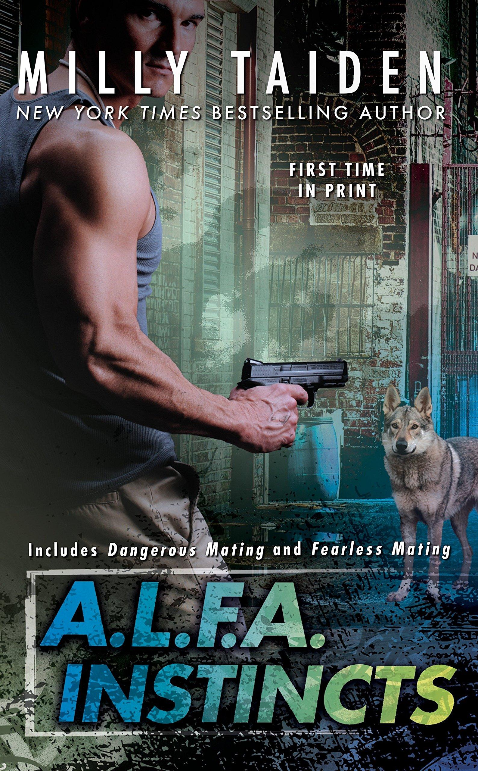 Read Online A.L.F.A. Instincts (An A.L.F.A. Novel) PDF