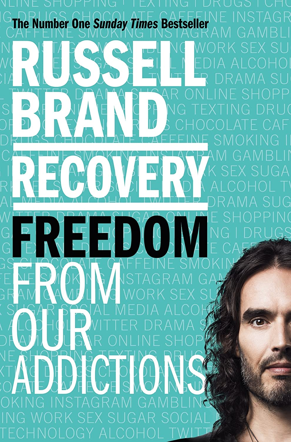 Recovery: Freedom From Our Addictions eBook: Russell Brand: Amazon com au:  Kindle Store