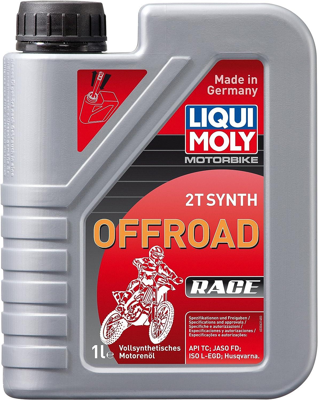 Liqui Moly 3063 Motorbike 2t Synth Offroad Race 1 L Auto