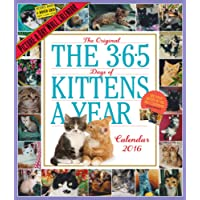 The 365 Kittens-A-Year Picture-A-Day Wall Calendar 2016