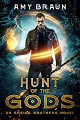 Hunt of the Gods (Areios Brothers Book 2) Kindle Edition