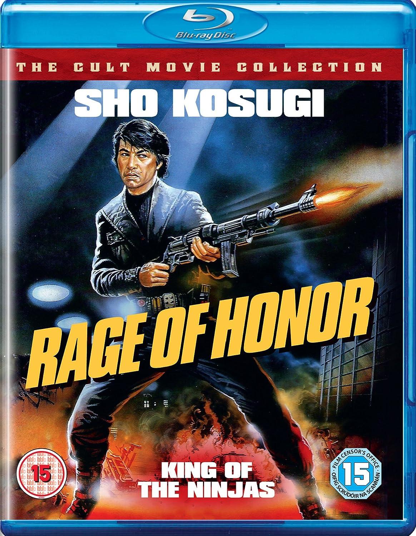 Rage of Honor [Blu-ray] [Reino Unido]: Amazon.es: Shô Kosugi ...