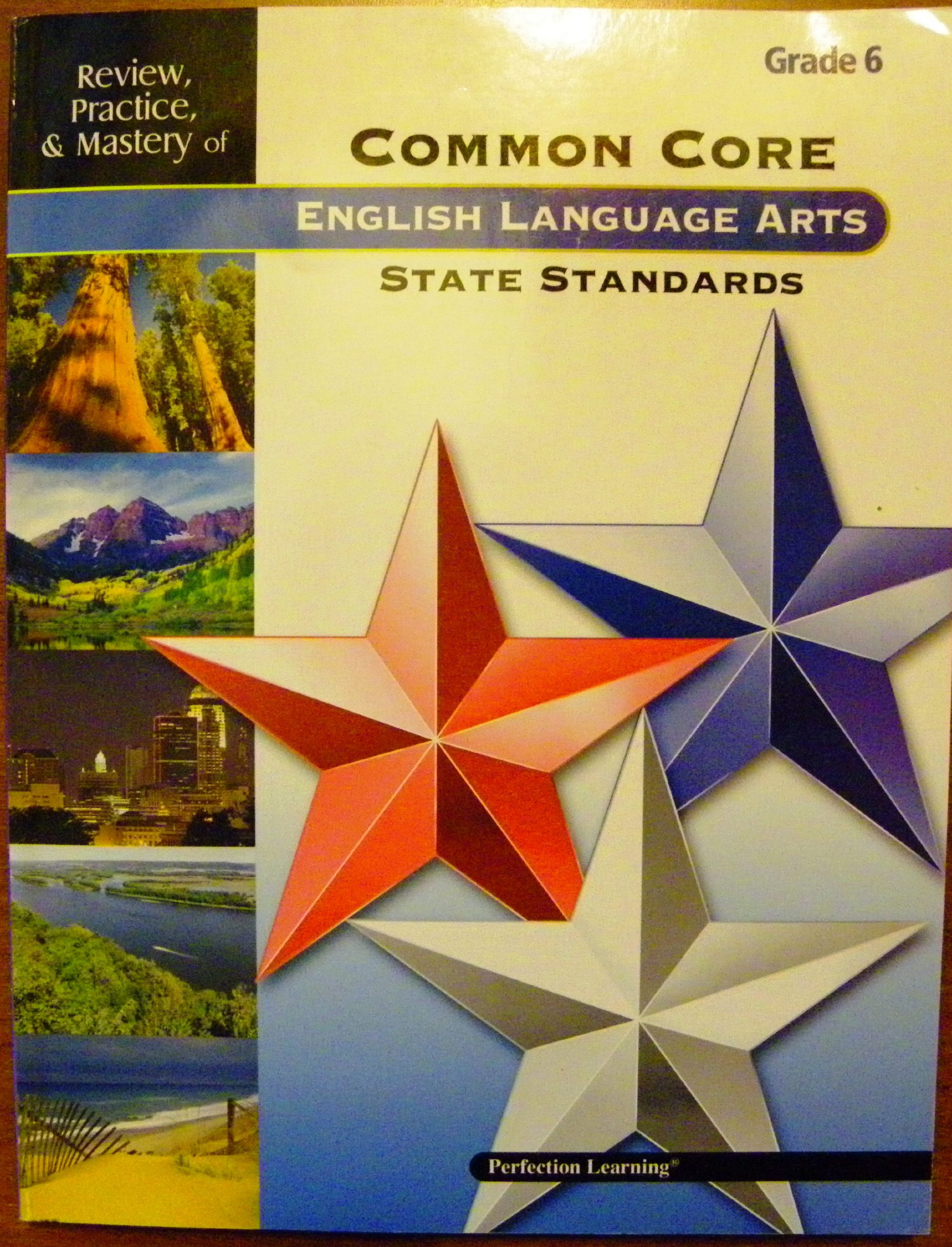 star test practice grade 6 english