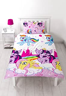 My Little Pony U0027Equestriau0027 Single Duvet Set   Repeat Print Design