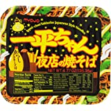 Myojo Ippeichan Yakisoba Japanese Style Instant Noodles, 4.77-Ounce Tubs (Pack of 6)