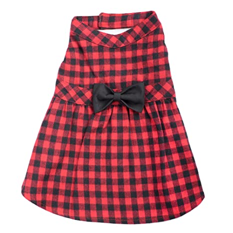 3ce3ad3c120 Image Unavailable. Image not available for. Color  Buffalo Plaid Dress