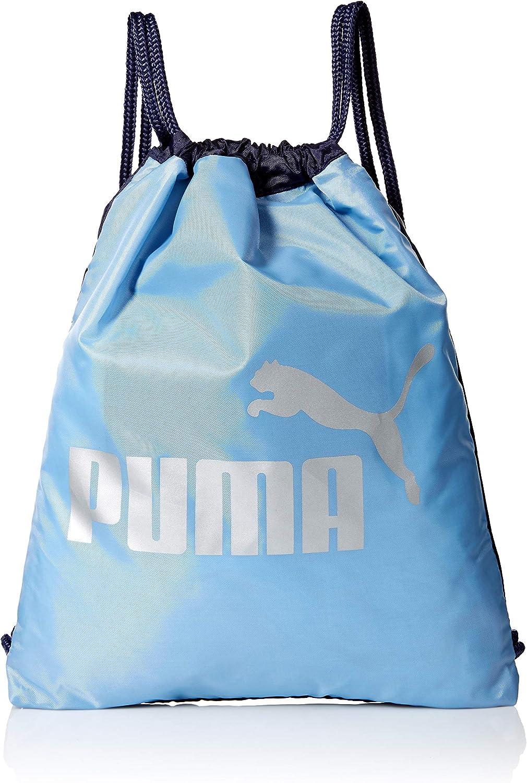 PUMA Boys' Big Evercat Advantage Reversible Carrysack, navy, OS