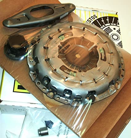 Amazon.com: OEM BMW (E60 E81 E89 E90) CLUTCH KIT (135i 335i 535i Z4) - LUK 03-094 21207567623: Automotive