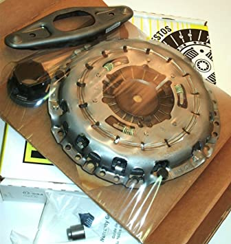 OEM BMW (E60, E90 E89 E90) Kit de embrague (135i 335i 535i Z4) - Luk 03 - 094 21207567623: Amazon.es: Coche y moto