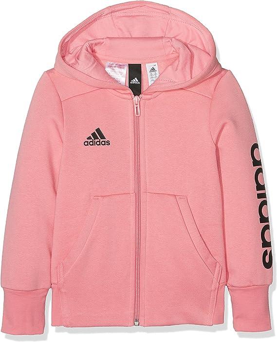 adidas essential damen jacke grau rosa