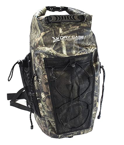 Image Unavailable. Image not available for. Color  DRYCASE Brunswick  Waterproof Camo Backpack-35 ... 5e3acc0b60