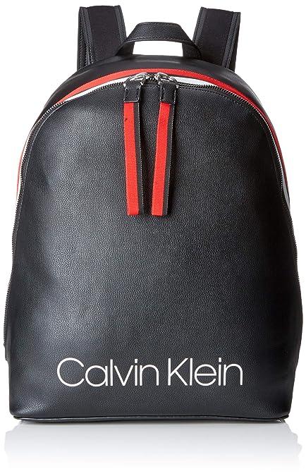 2ea5e01163d Calvin Klein Jeans Collegic Backpack, Women's Black, 16x19x28 cm (B x H T)