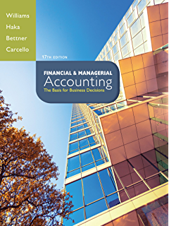 Amazon financial accounting irwin accounting ebook financial managerial accounting fandeluxe Image collections