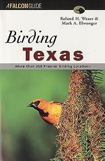 Birding Texas Regional Series