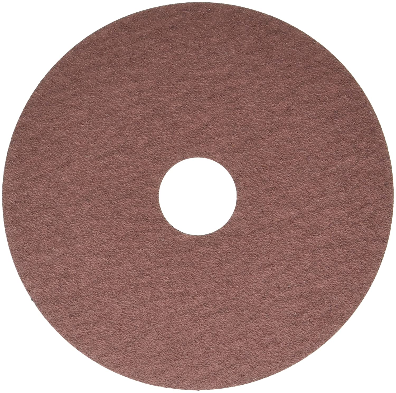 100 Pack United Abrasives-SAIT 52894 SAIT Fiber Disc 3A 4-1//2 X 7//8 100X Bulk Disc