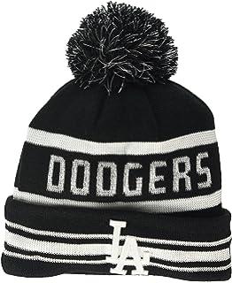 951ef3849c0 New Era Ny Yankees Striped Bobble Knit Beanie