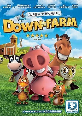 Amazon Com Down On The Farm William Mcnamara Bill Oberst Jr Bobby Catalano Jason Pascoe Kj Schrock April Rose Kostas Macfarlane Movies Tv