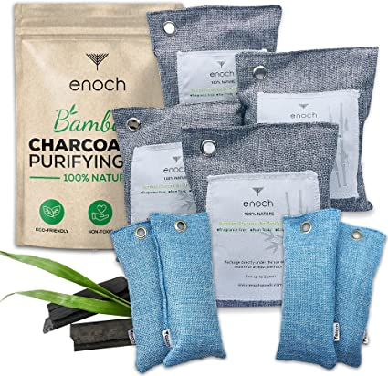 Enoch Bamboo Charcoal Air Purifying Bags
