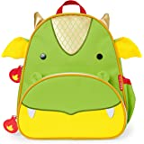 Skip Hop Dragon Zoo Narwhal Kid Backpack,